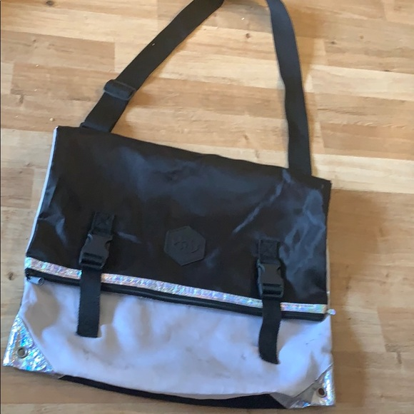 Lululemon seawheeze tote black limited edition